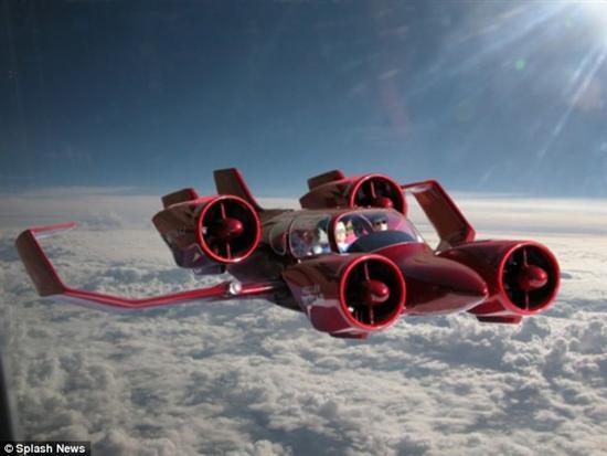 Moller Skycar 2