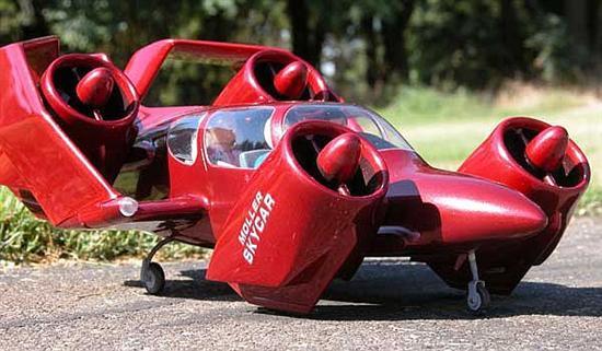 Moller Skycar 4