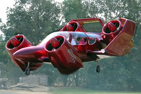 Moller Skycar 5