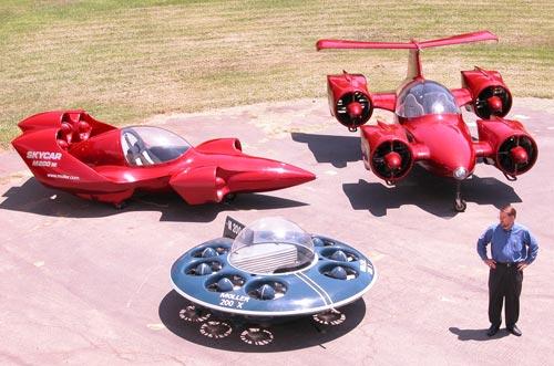 Moller Skycar 7