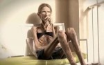 Valeria Levitina anorexia 1