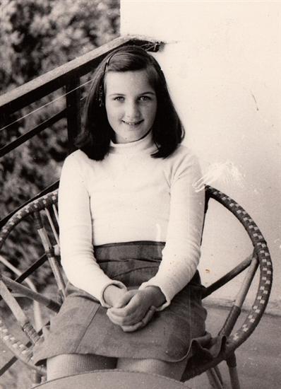 Valeria Levitina before anorexia 5