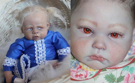 bean shanine zombie dolls 2