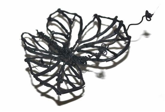 3d butterfly print