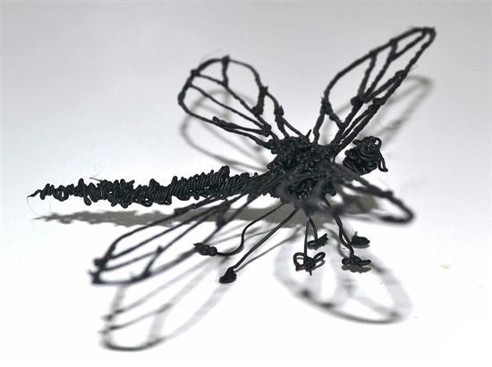 3d firefly