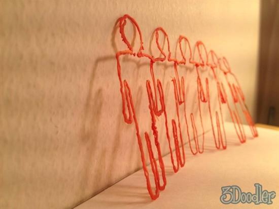 3d printing pen 3d doodles