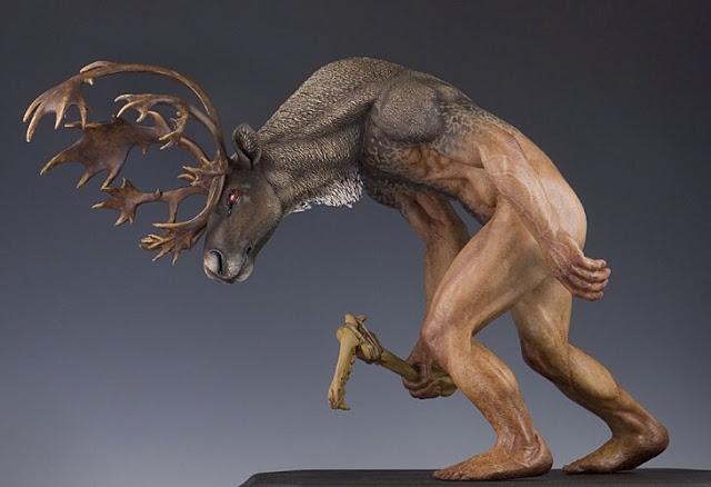 5 most horrific popular mythological creatures amazing extreme