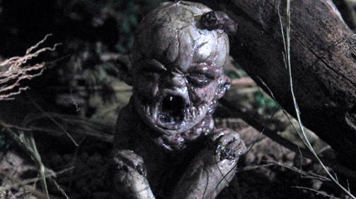 Tiyanak mytholoogical creature