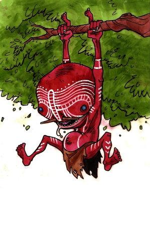 the Yara ma yha who mythological creature