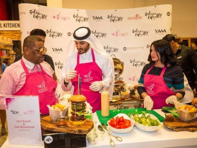 10000 burger sold in Dubai
