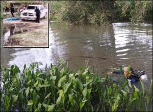 Karen Hernández drowned after taking a selfie 300x220