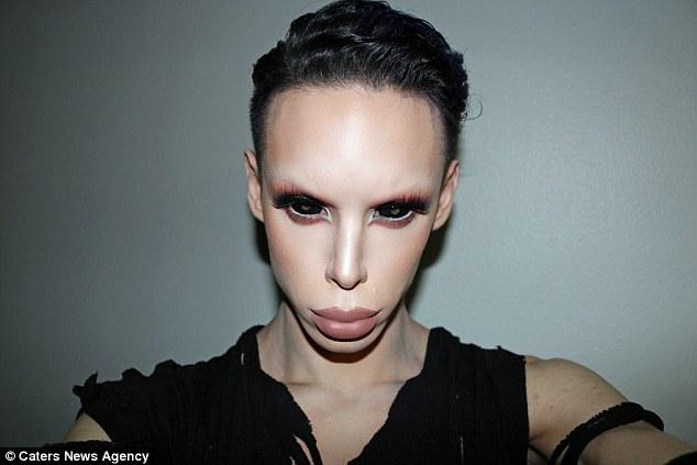 genderless alien