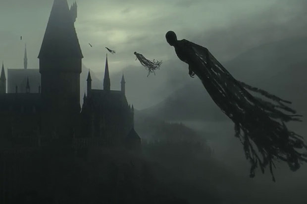 harry potter dementor like figure