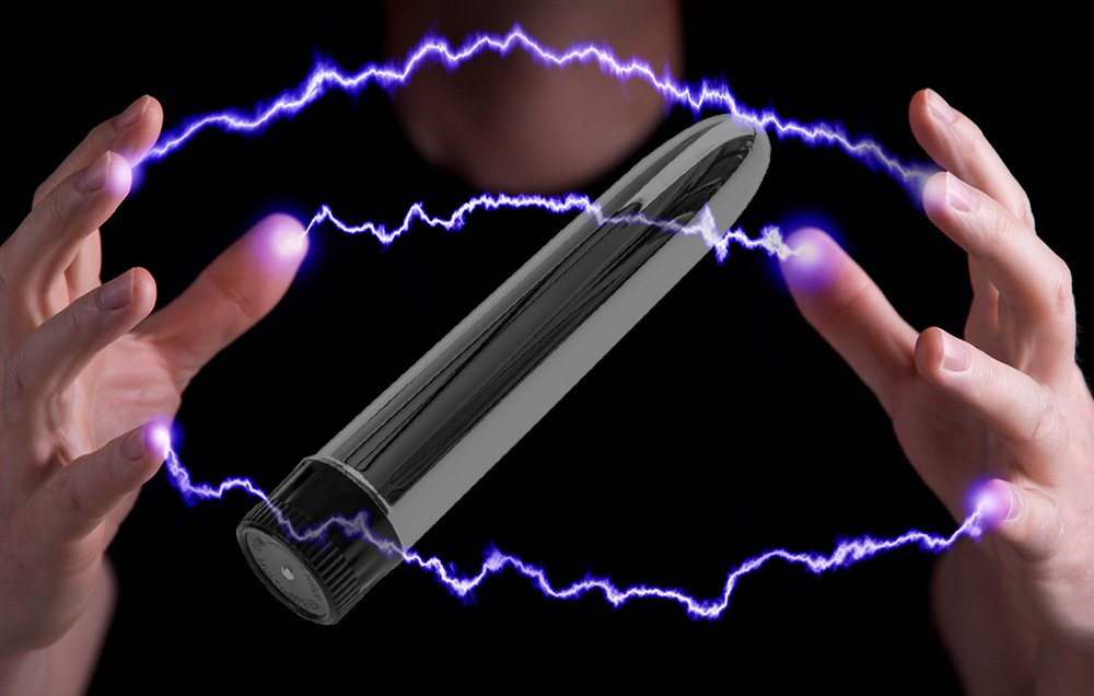 mind controlled vibrator