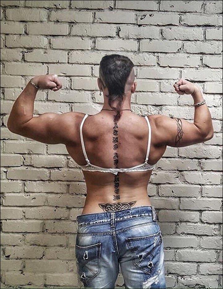 oksana siberian strongest woman
