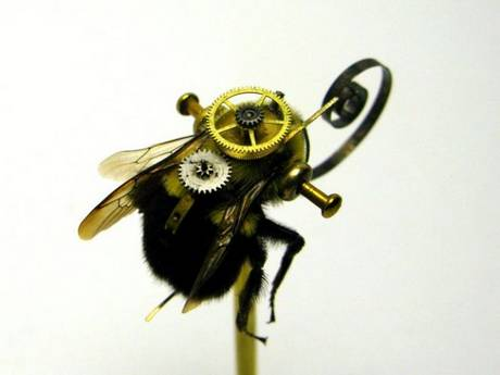 105693mechanical bee