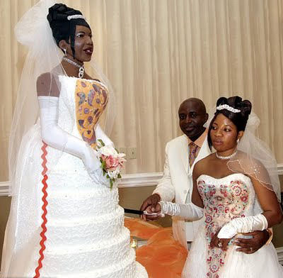 212421weird wedding dress 6 Funniest Wedding Dresses Pictures Seen on www.VyperLook.com