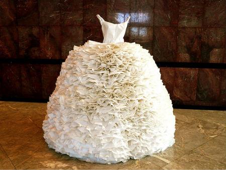 212421weird wedding dress 7 Funniest Wedding Dresses Pictures Seen on www.VyperLook.com