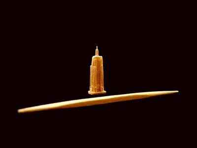 503688miniatureEmpire State Building