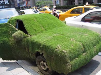 629867weird green car