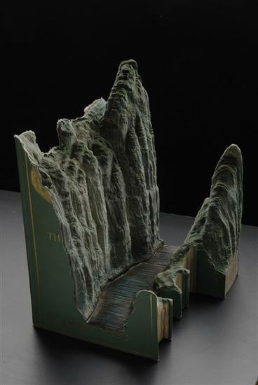 733499book carvings guy laramee 6 Amazing Landscapes Made From Books By Guy Laramee Pictures Seen on www.VyperLook.com
