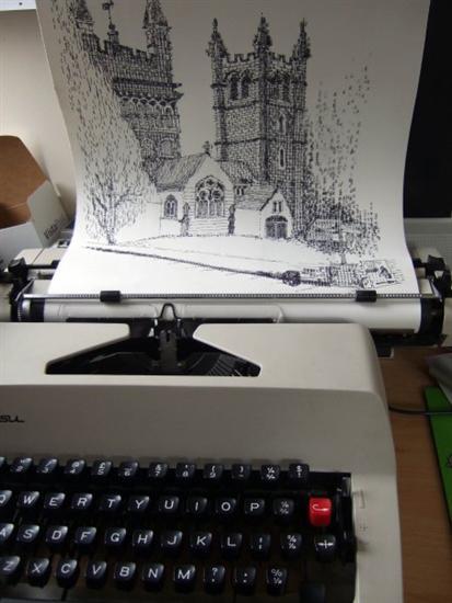 76206keira rathbone typewriter art 5