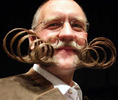 766584bizarre moustache
