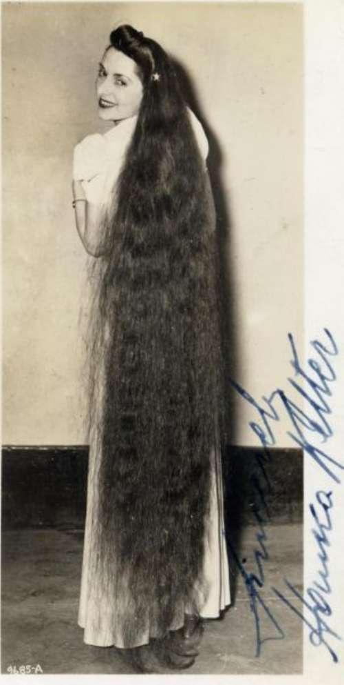 882019longest hair 5