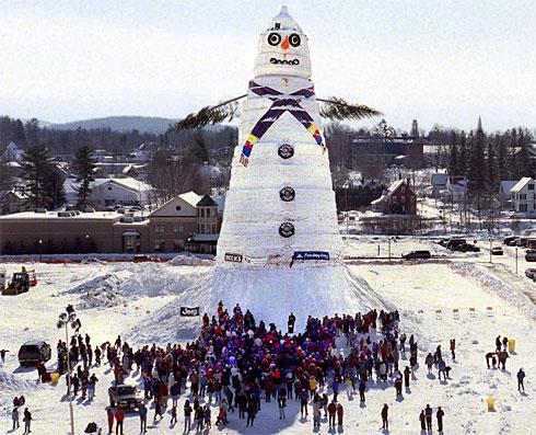 899948largest snowman