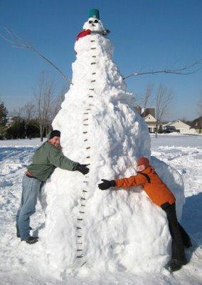 899948tall snowman