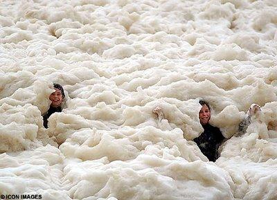 999171ocean foam